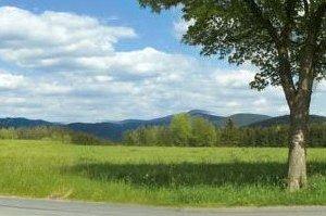 Wald, Wiesen und Berge im Vogtland