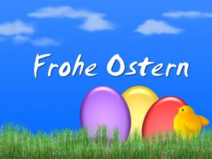 Ostern 2011 in Klingenthal