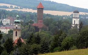 Hotel Stadt Dresden Bad Brambach