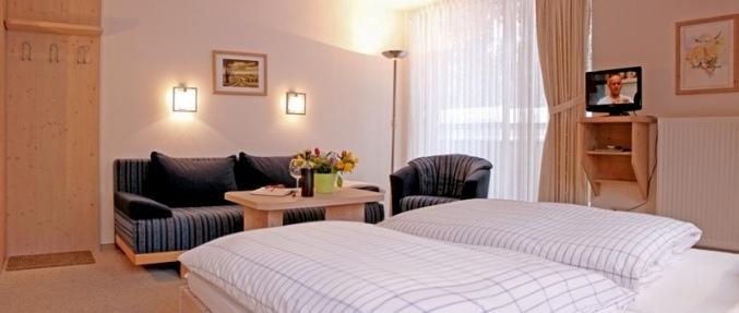 Komfortzimmer mit Balkon